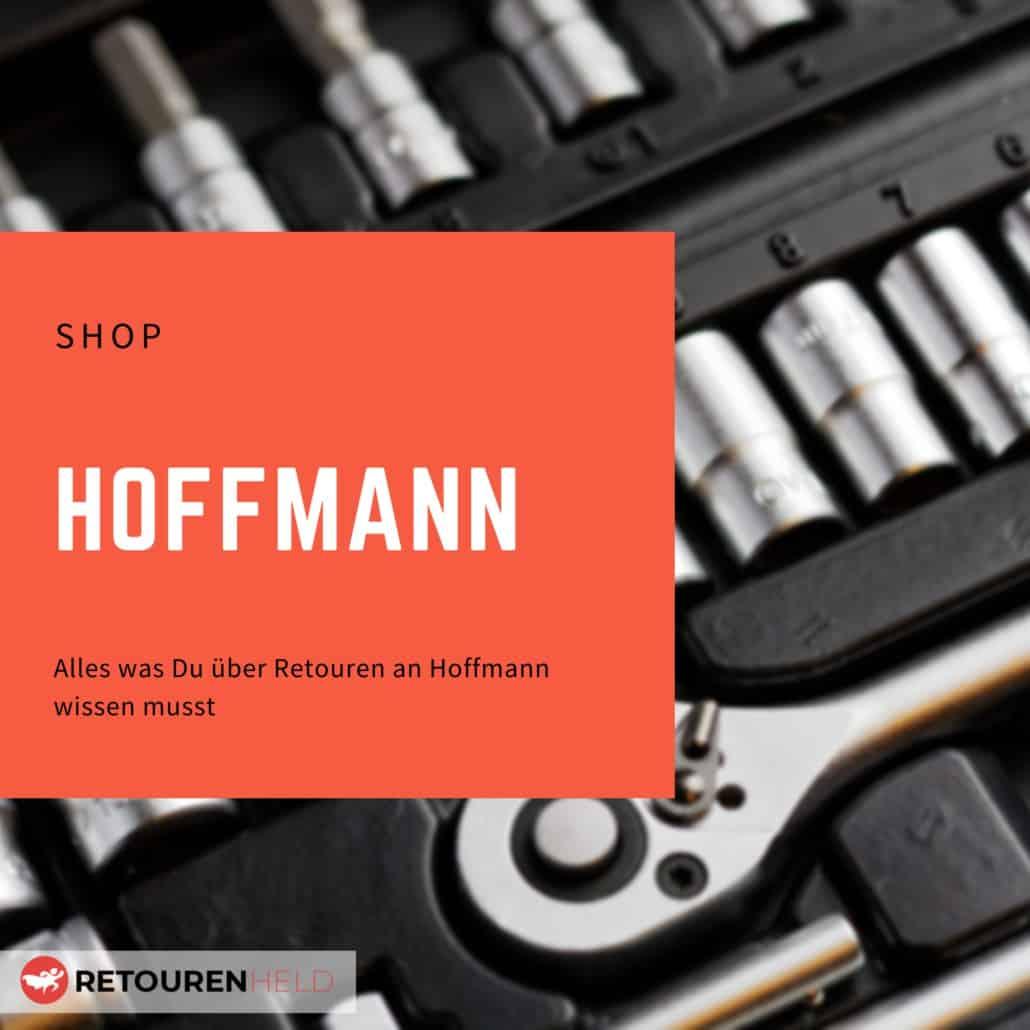 Hoffmann ⇨ Alles über Rücksendebedingungen, Rückgabefristen und Retouren ✓