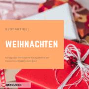 Weihnachten – Verlängerte Rückgabefrist endet – Blog